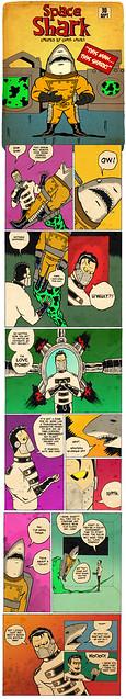 SPACE SHARK #30