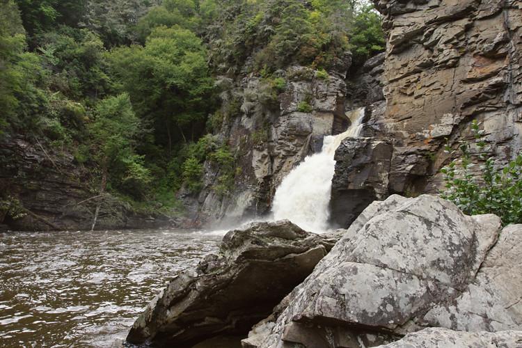 Linville Falls | Near Boone, NC