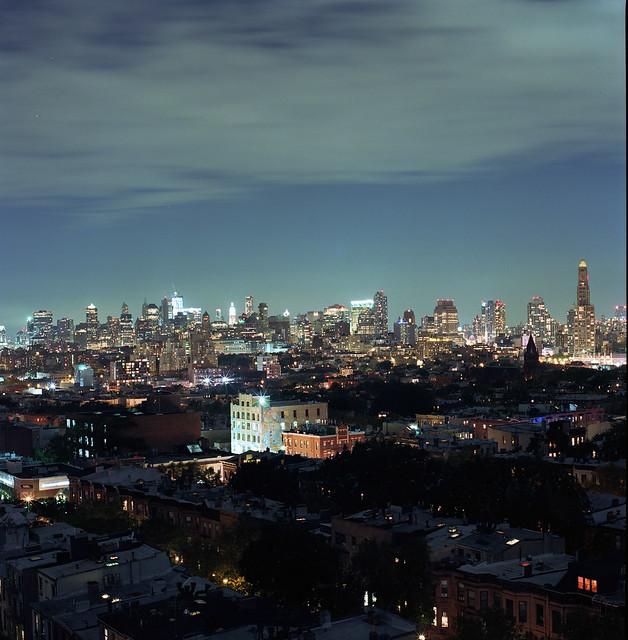 new york night west