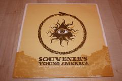 Souvenir's Young America - 2007 - An Ocean Without Water (Jonathan Martin Photographie) Tags: ocean music water america souvenirs album fear young vinyl an lp satan record without 2007