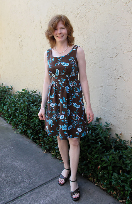 Lisette Passport Dress