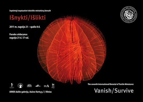 Vanish/Survive invite Vilnius, Lithuania