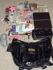 WIMB- 8-SEP-2011 (jvaughnRN) Tags: whatsinmybag mommylife jjb wimb