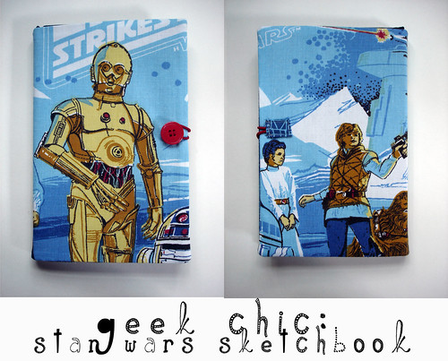 star wars sketchbook