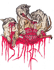 Misdirect Wolves (Krysten_N) Tags: desktop city wallpaper dog cats baby cute art animal animals flesh illustration painting hair dead skeleton death design words interesting blood eyes graphics wolf die artist acrylic colours sad cattle graphic eating decay background great gray attack hard feathers evil diamond deer angry bones watercolour beast bone bambi grizzly skeletons paws corpse creature astrology wolves claws guts d60