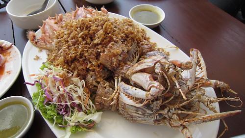 Koh Samui Ta Rua Samui Seafood restaurant サムイ島シーフードレストラン タールア (8)