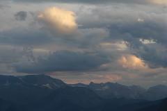 Abendstimmung auf dem Niesen mit Wildstrubel - Glacier de la Plaine Morte - Gletscherhorn im Kanton Bern und Wallis / Valais in der Schweiz (chrchr_75) Tags: hurni christoph schweiz suisse switzerland svizzera suissa swiss kantonbern niesen alpen alps berge mountain natur nature mountains pyramid swisspyramid sonnenuntergang sunset wolken clouds wolkenstimmung wetter regen rain kaltfront front chrchr chrchr75 chrigu chriguhurni 1109 september 2011 hurni110916 berner oberland berneroberland niesenkette albumniesen gletscher glacier plaine morte plainemorte albumgletscherglacier jäätikkövaellus παγετώνασ 氷河 glaciar eis ice wasser water landschaft landscape schnee snow neige wolke cloud himmel himmu nautre sky weather