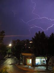 Razgrad- the storm that prevented us from leaving (2010 Till When?) Tags: longexposure travel storm travelling bike adventure bulgaria lightning bikeride worldtour cycletouring bulgaristan razgrad  balgariya adventurecycle  republikabalgariya merbus 2010tillwhen strawberryavenue www2010tillwhencom worldcycle wwwstrawberryavenuecom wwwalpkitcom wwwmerbuscom englishbicyclecouple