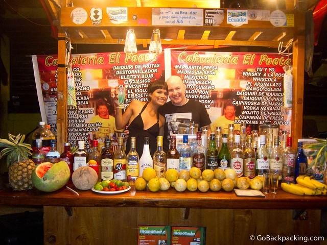 Kativa & I on Avenida de los Cocteles