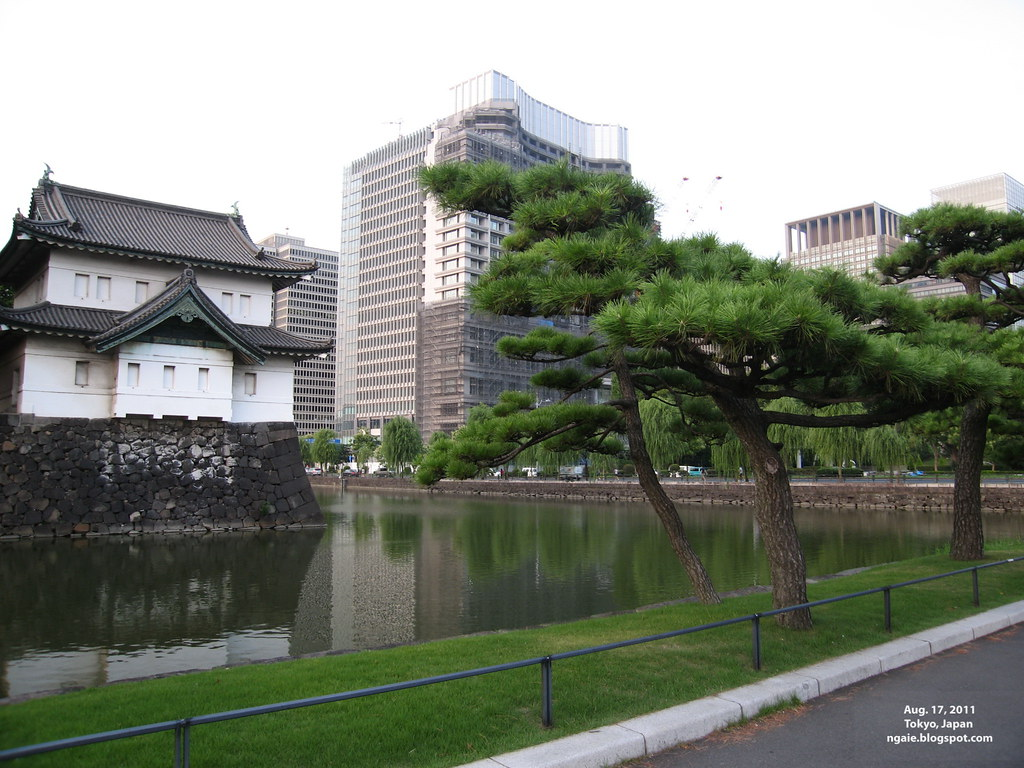 Imperial Palace Area