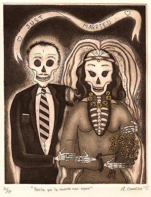 Hasta que la Muerte nos Separe. Alejandro Camacho