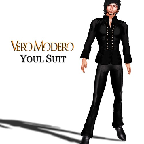 Vero Modero - Youl Suit - Vendor by Bouquet Babii / Vero Modero