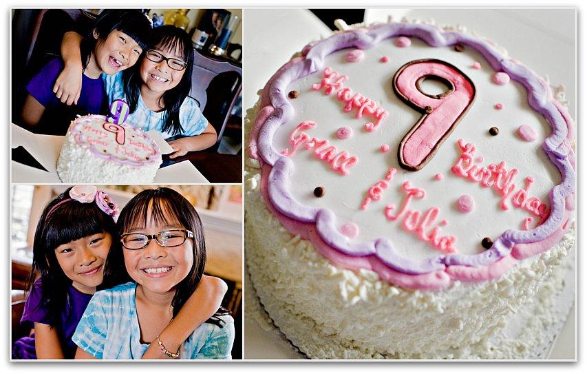 32/52 - birthday girls