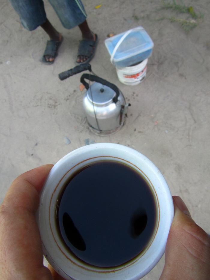 Dar Es Salaam - Street Coffee