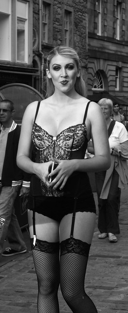 Fringe on the Royal Mile 2011 072