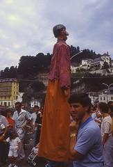 Gigante (Rafael Jimnez) Tags: espaa spain asturias 1986 slides luarca diapositivas lluarca aboutiberia
