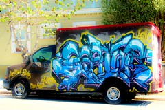 Sestor (BayAreaGraff) Tags: sf truck graffiti bay und san francisco lol free zee highlights area keep z cym amc legal wkt lolc sestor undk amck