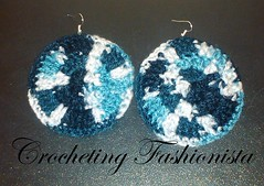 "Crochet earrings • <a style=""font-size:0.8em;"" href=""http://www.flickr.com/photos/66263733@N06/6031264758/"" target=""_blank"">View on Flickr</a>"