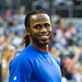 Jose Reyes smiles