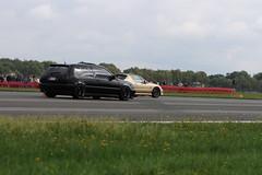 "VW Golf III VR6 vs. Honda CRX - Winner in ""Cars < 3000ccm"" (13,171s) (wacek) Tags: vw race honda golf airport iii crx winner rennen vr6 bottrop 2011 beschleunigung viertelmeile"