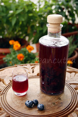 immagine liquore ai mirtilli