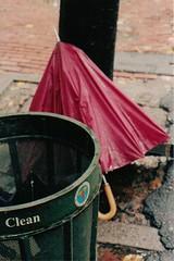 Dead Umbrella (dajaphotography) Tags: ny nikon cityscapes umbrela