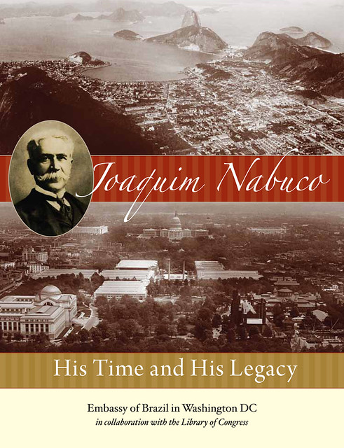 Joaquim Nabuco book cover