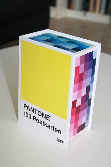 pantone box
