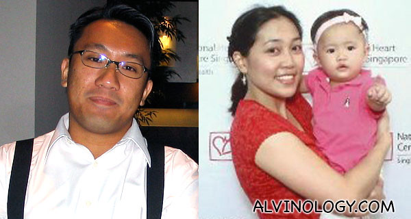 "Internet ""Celebrity Couple"", Gay Chao Hui and Rachelle Ann Beguia"