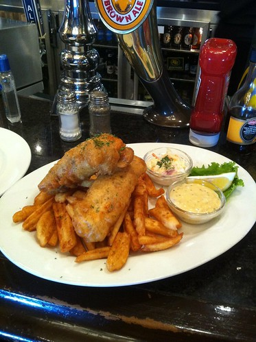 Fish and Chips by raise my voice
