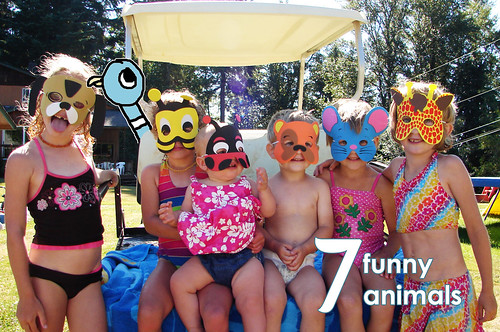 7 animals