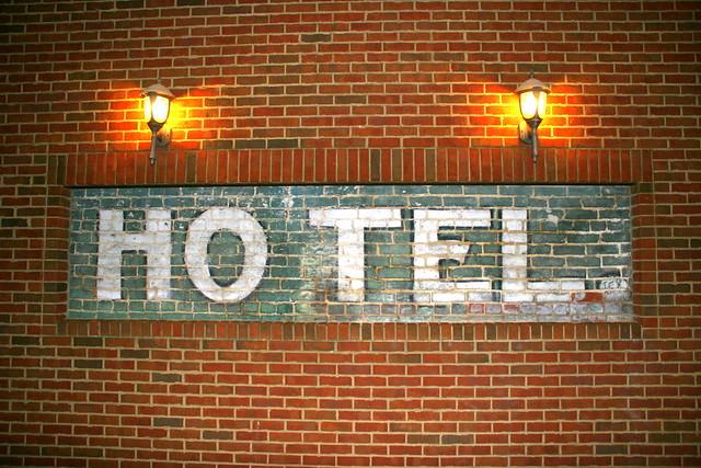 HOTEL. - McMinnville, TN