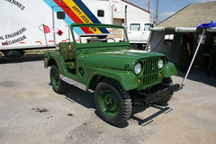 Canadian Jiffy Jeep Team's 1968 Kaiser-Jeep M38A1CDN2 (geepstir) Tags: pictures jeep photos pennsylvania pa photographs butler captures bantam bantamjeep bantamjeepfestival bantamjeepheritagefestival