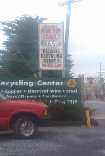 Scrap Recycling Prices