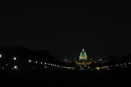 Capitol after dark by alumroot