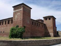 Scaldasole (PV) (Pizzo Castelli) Tags: castello rocca lomellina scaldasole rocchecastelli rocchefariecastellicastleslighthosesbelltowers