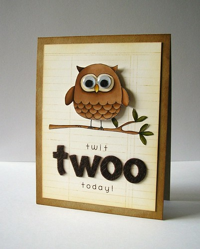 Twit Twoo Today!