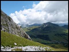 Le Chinaillon (Marcel JEROME) Tags: annecy montagne parapente lacdannecy gentiane massifdesbauges stjorioz gypatebarbu colducolombier