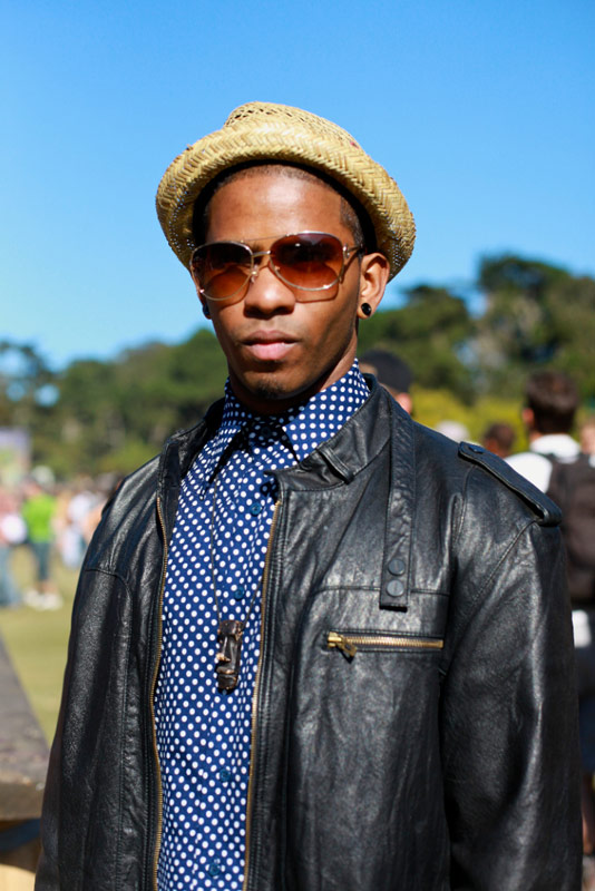 trilbyol_closeup - san francisco street fashion style outside lands