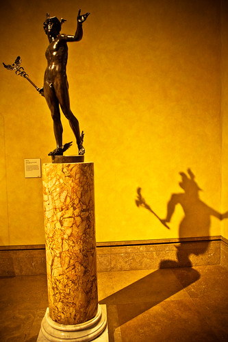 Sculpture: Mercury