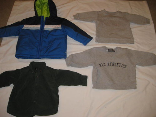 Baby Boy Jackets / Sweatshirts 1 - 3 yrs