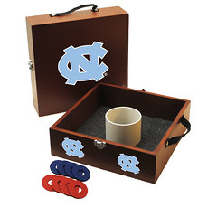 North Carolina Tarheels Washers Toss Game