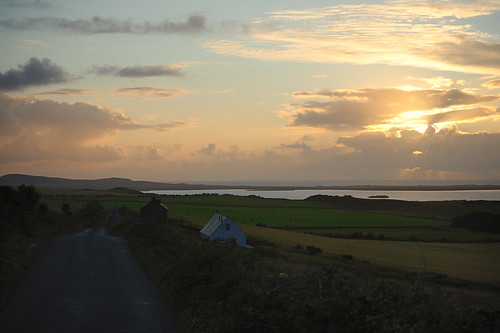 Sunset, Loch Gorm, Islay by Ballygrant Boy
