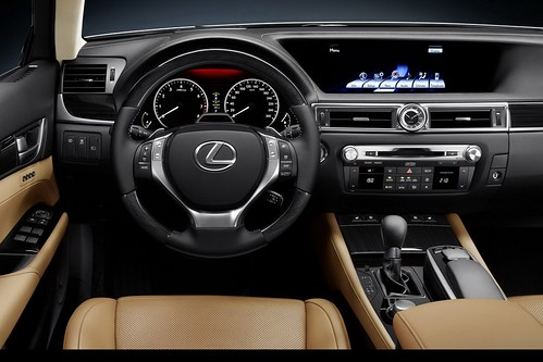 2013 lexus gs official pictures