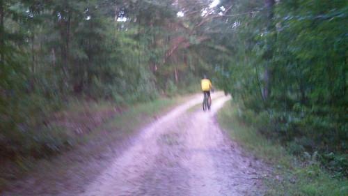 August 18 Biking