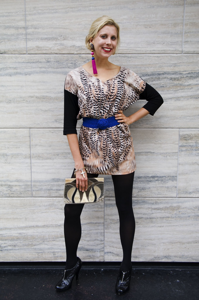 vintage fashion outfit frock