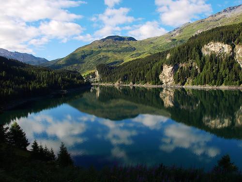 Lake Marmorera