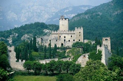 Avio - castello di Sabbionara