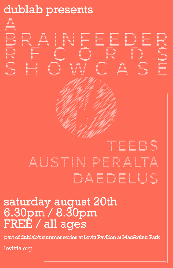 dublab presents...A BRAINFEEDER RECORDS SHOWCASE