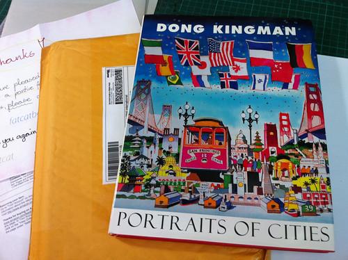 Dong Kingman Book Arrival